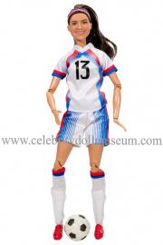 Alex Morgan doll