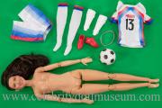 Alex Morgan doll accessories
