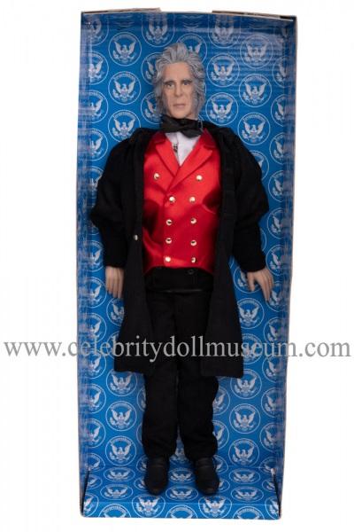 Andrew Jackson talking doll insert