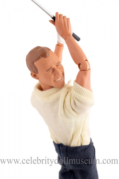 Arnold Palmer Starting Lineup action figure