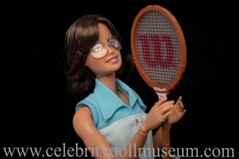 Billie Jean King doll