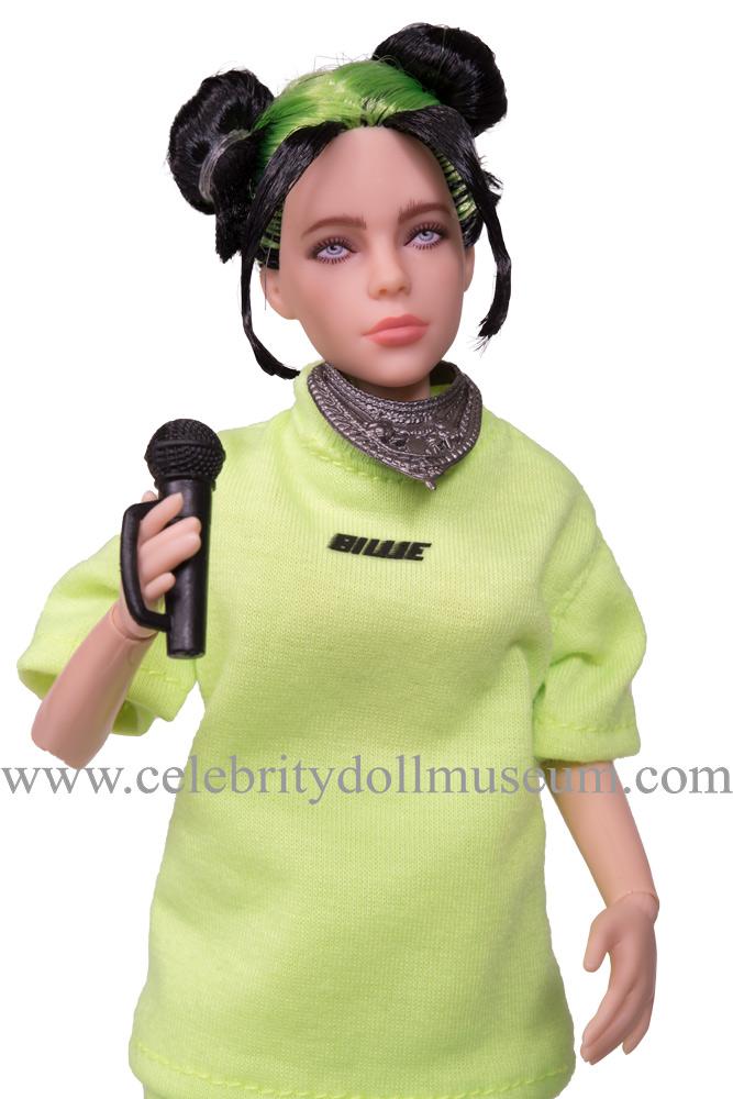 Billie Eilish Doll - LA