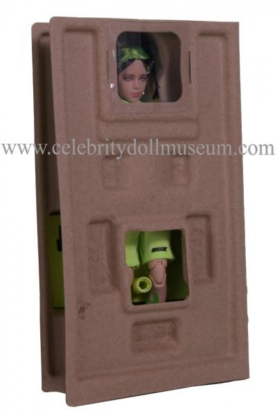 Billie Eilish Doll - LA box insert