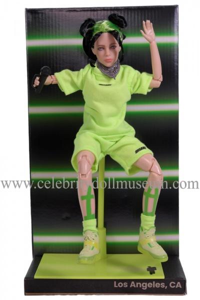 Billie Eilish Doll - LA Diorama Stage