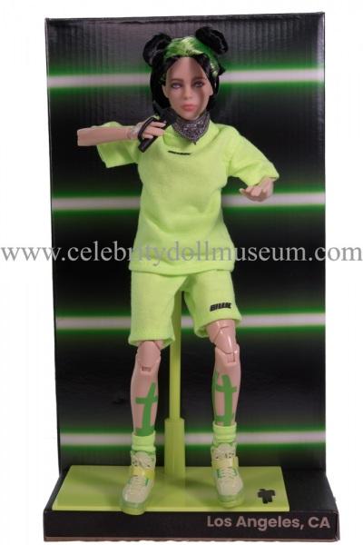 Billie Eilish Doll - LA Diorama