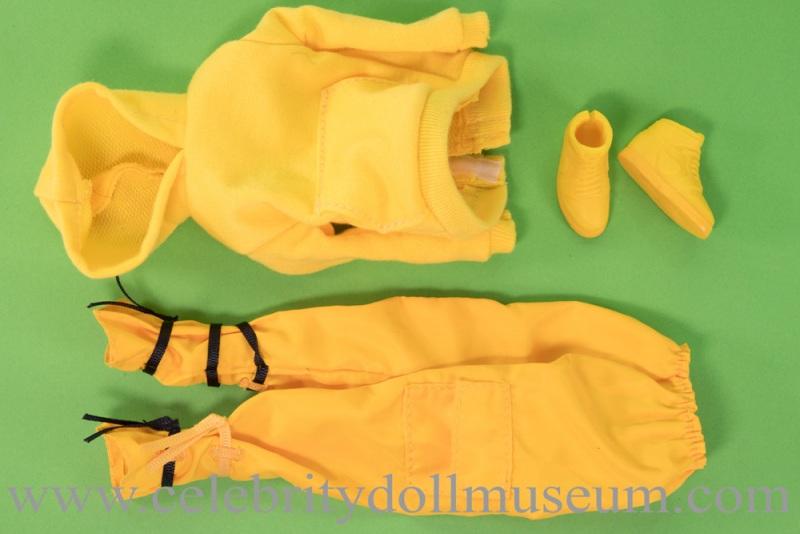 Billie Eilish Doll -Bad Guy accessories