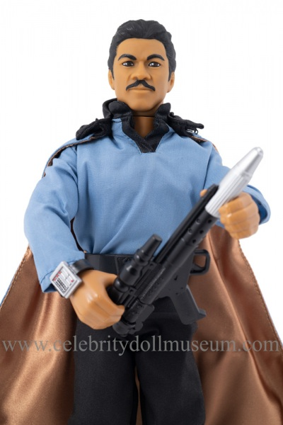 Billy Dee Williams doll