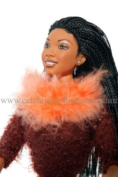Brandy Norwood doll