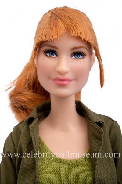 Bryce Dallas Howard (Jurassic World) doll