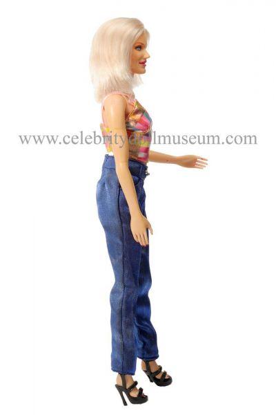 Cameron Diaz doll