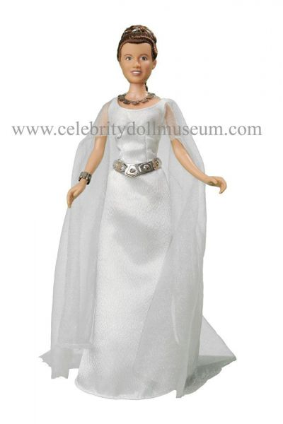Carrie Fisher doll