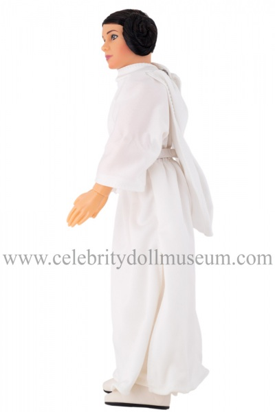 Carrie Fisher Princess Leia doll
