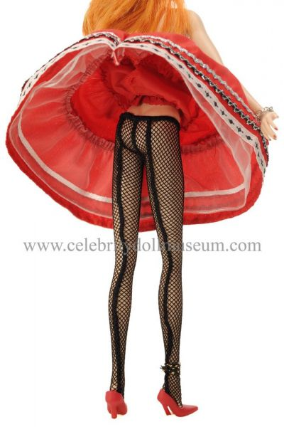 Cyndi Lauper doll