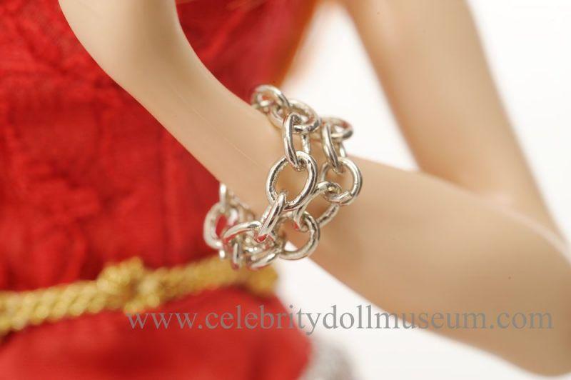 Cyndi Lauper doll bracelets