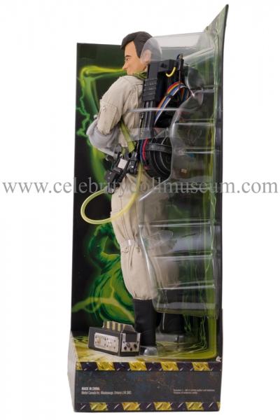 Dan Aykroyd action figure insert side
