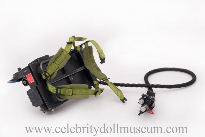 Dan Aykroyd action figure backpack