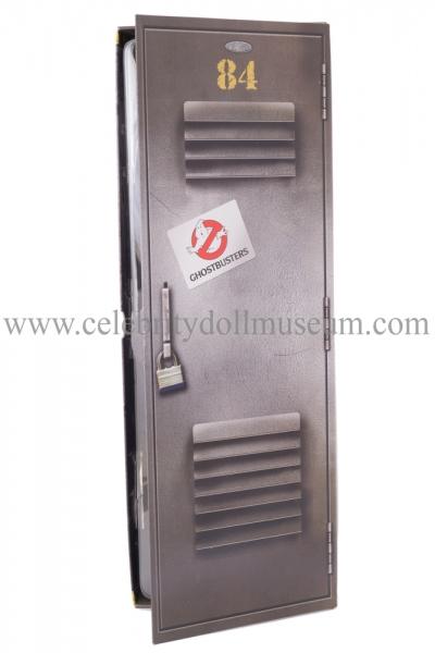 Dan Aykroyd action figure locker