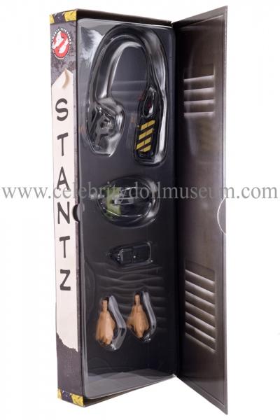 Dan Aykroyd action figure accessory locker