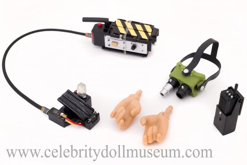 Dan Aykroyd action figure accessories