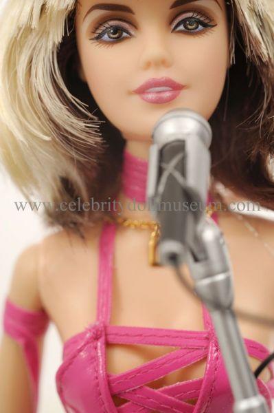 Debbie Harry doll