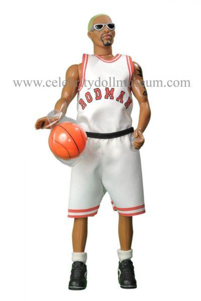 Dennis Rodman doll
