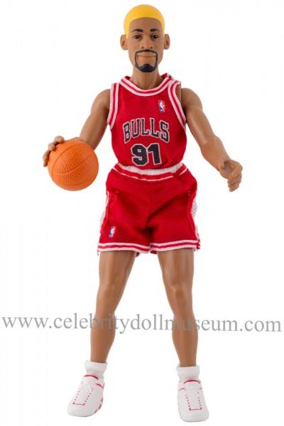 Dennis Rodman Action Figure
