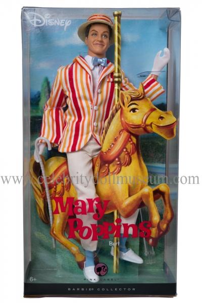 Dick Van Dyke doll box front