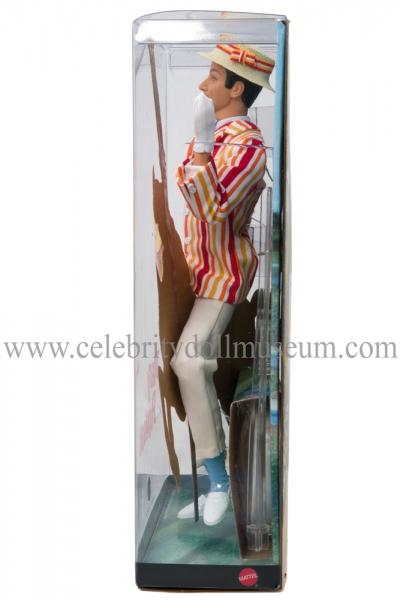 Dick Van Dyke doll box side