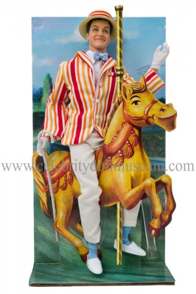 Dick Van Dyke doll insert