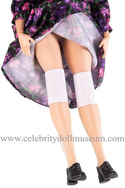 Eleanor Roosevelt doll legs