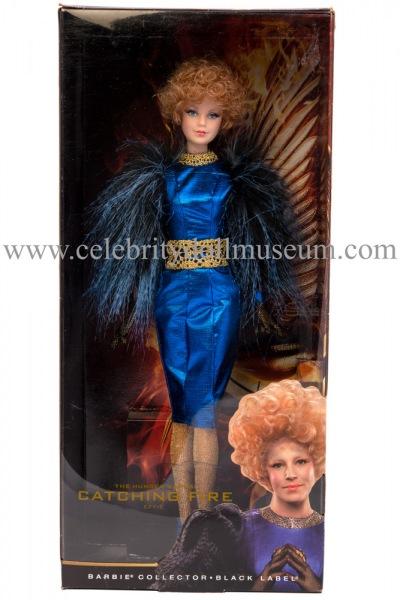 Elizabeth Banks doll box