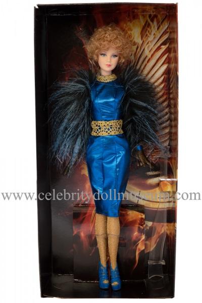 Elizabeth Banks doll box insert