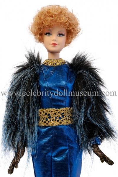 Elizabeth Banks doll