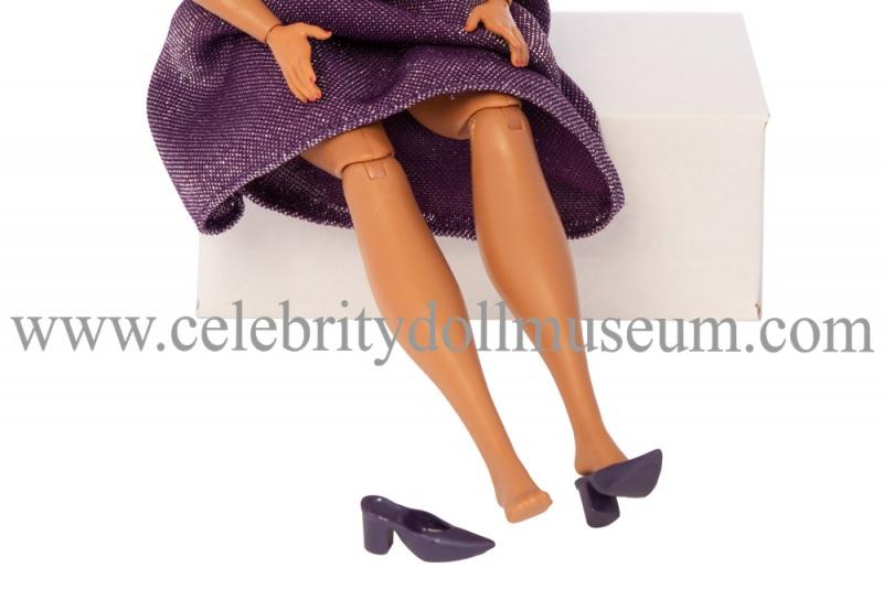 Ella Fitzgerald doll shoes