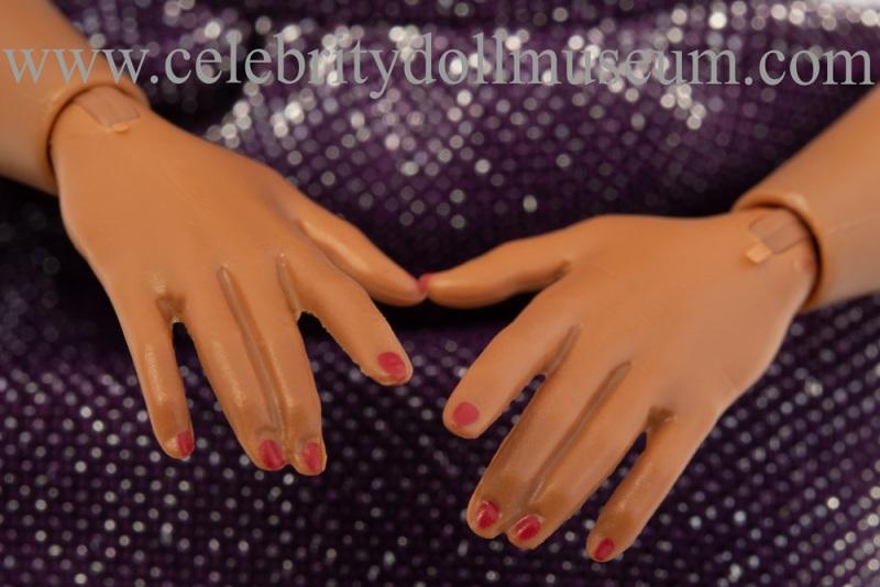 Ella Fitzgerald doll hand
