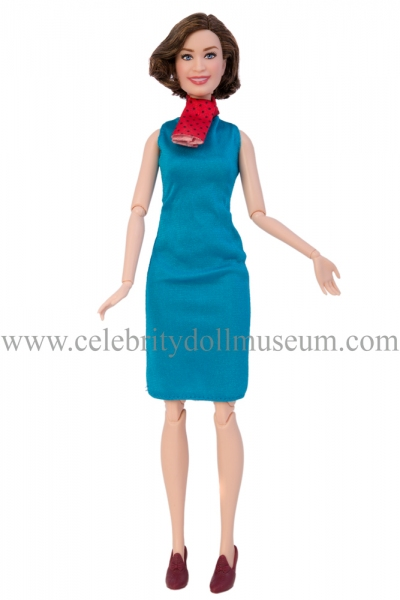 Emily Blunt doll