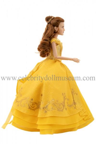 Emma Watson Belle doll