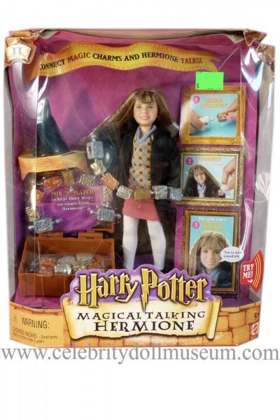 Emma Watson doll box front