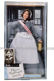 Florence Nightingale doll box