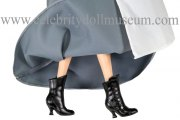 Florence Nightingale doll boots
