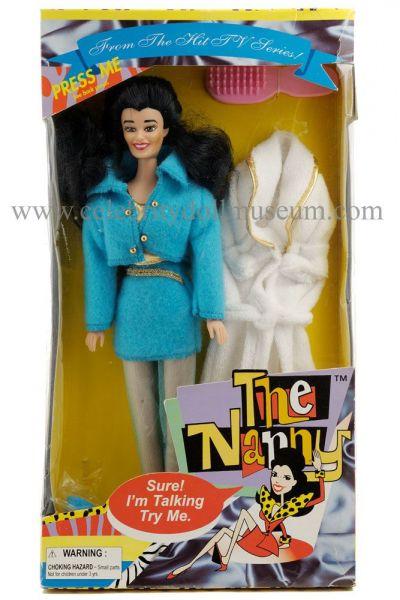 Fran Drescher doll box