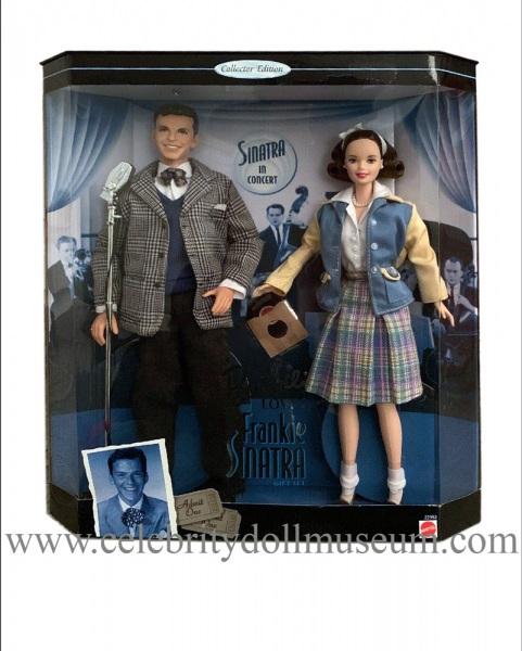Frank Sinatra Doll Box Front