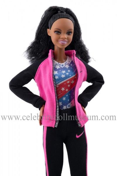 Gabby Douglas doll