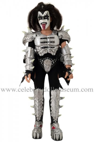 Gene Simmons doll