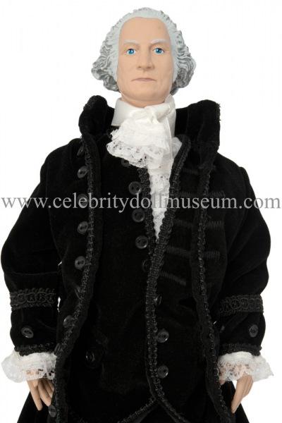 George Washington talking doll