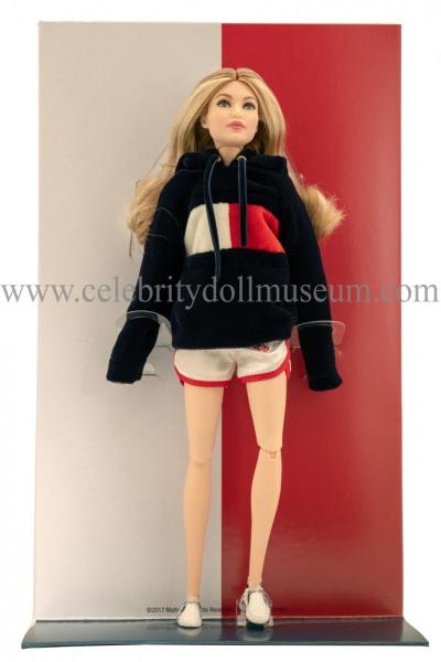 Gigi Hadid Tommy Hilfiger doll