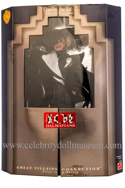 Glenn Close doll box