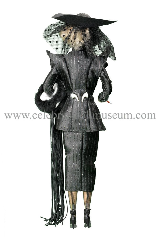 Glenn Close doll
