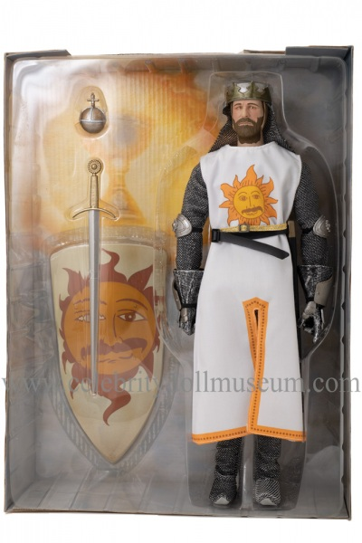 Graham Chapman King Arthur doll