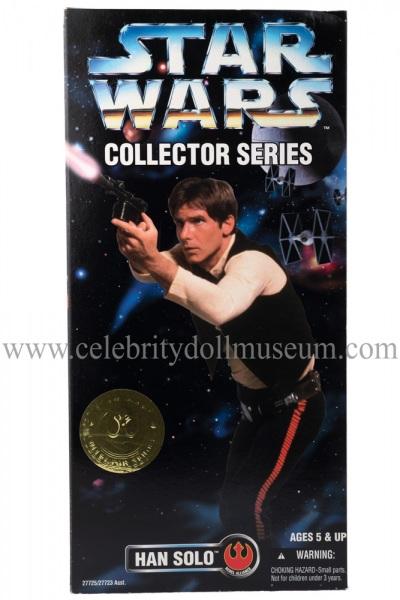 Harrison Ford Han Solo doll